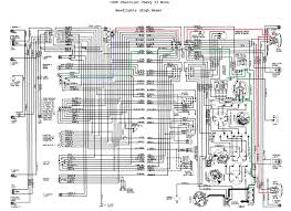 all generation wiring schematics chevy nova forum 1969 all models left · all models right