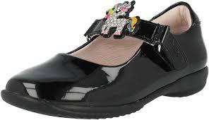 Lelli Kelly Bonnie Unicorn Interchangeable Strap School Shoes ...