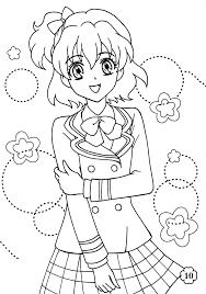 Tổng hợp các bức tranh tô màu anime đẹp nhất - Zicxa hình ảnh | Anime, Hình  ảnh, Minh họa manga