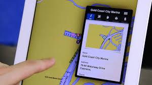Bluechart Mobile App