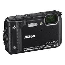 Цифровой <b>фотоаппарат Nikon Coolpix W300</b> Black — купить в ...