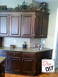 restain kitchen cabinets best of kitchen cabinet stain colors new gel stain general finishes java