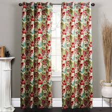 Living Room Country Curtains 60 Elegant Christmas Country Living Room Decor Ideas Treatment