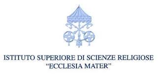 Risultati immagini per Diocesi di roma istituto superiore scienze religiose ecclesia mater roma
