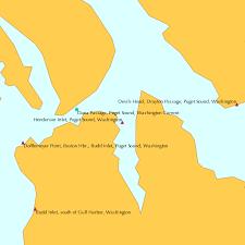 Henderson Inlet Puget Sound Washington Tide Chart