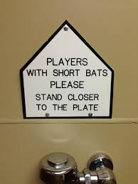 35 hilarious signs found in public bathrooms that make it even more awkward