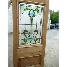 stained glass entry doors stained glass exterior doors stained glass front doors reclaimed stained glass front