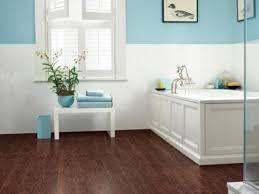 Laminate Flooring Ideas Designs HGTV Unique Laminate Floors In Bathrooms Interior
