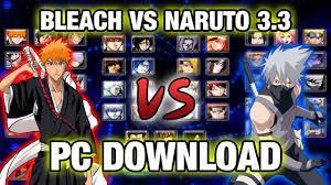 Cách tải Bleach vs naruto 3.3 cho máy tính \ How to download naruto 3.3  (computer)|