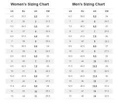 Conversion Chart For European Shoe Sizes To American European Shoe Sizing Online Charts Collection