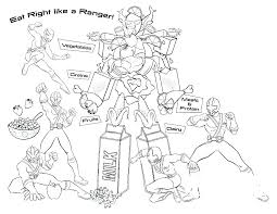 Power Rangers Coloring Pages To Print Samurai Coloring Pages