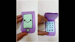 Diy Phone Notebook - YouTube
