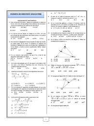 290203414 Examenes De Admision Del 1990 2011 Pdf