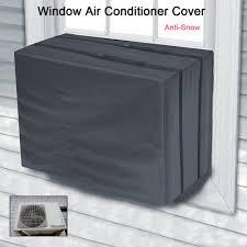Fenster Klimaanlage Abdeckung Außeneinheit Regendicht Schutzhülle