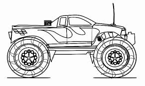 Monster Truck Blaze Coloring Pages Beautiful Monster Truck Coloring