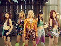 """Itzy show they're """"Not Shy"""" in fierce new video"""