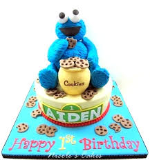 1st Birthday Cake Decorating Ideas Esparamainfo