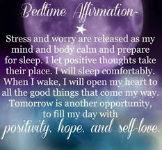 Good Night Prayer Quotes Unique Bedtime Affirmation Quotes Quote Goodnight Good Night Goodnight