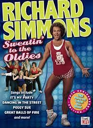 richard simmons sweatin to the oldies. sweatin\u0027 to the oldies vol. richard simmons sweatin amazon.com