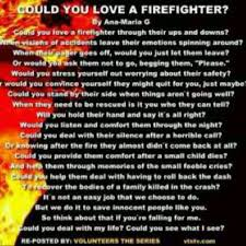 Firefighter Love Quotes Extraordinary Could You Love A Firefighter Firefighter Pinterest