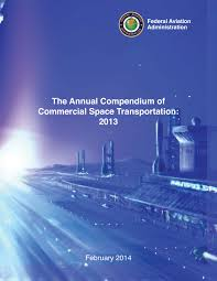 commercial space wiki past front pages and headline news items feb 25 2014 faa office of commercial space transportation 2013 compendium report