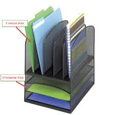 small office cubicle small. Organize A Small Space With The Safco Onyx Mesh Desk Organizer - CubicleBliss.com Office Cubicle N