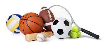 Sporting Equipment Showroom: