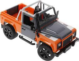 <b>Bruder</b> Внедорожник <b>Land Rover</b> Defender, цвет в ассортименте ...