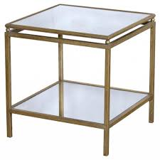 gin shu parisienne small metal table  french furniture from