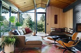 Relish Design Portland Mid Century Modern Architect Saul Zaik Home In Portland