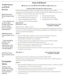 Template Resume Word Smart And Professional Resume Combination ...