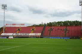 Classifica terreni di gioco: quello di Perugia è ancora ...