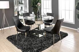 Latest Round Glass Kitchen Table With Circular Kitchen Table With