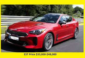 2018 kia stinger gt price.  kia 2018 kia stinger gt price throughout