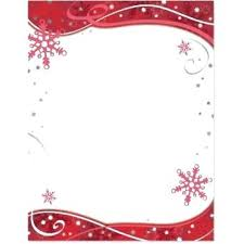 Free Border For Word Christmas Border Paper Free Printable For Word Gormlai