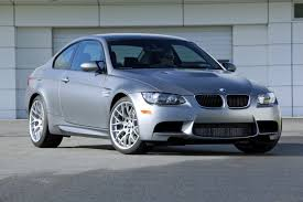 2011 BMW M3: M Drive Available Without the Extras