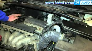 how to install replace camshaft position sensor volvo v70
