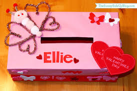 How To Decorate A Valentine Box Over 100 fun ideas for Valentine's Day The Sunny Side Up Blog 3