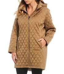 Plus Size Coats Dillards