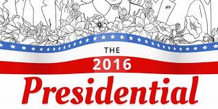 2018 presidential election memorial coloring book creativin