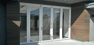 cool exterior doors bifold folding glass uk
