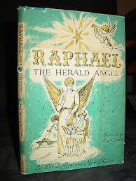 1957 Raphael, The Herald Angel, Choirmaster, Angels Prepare For Birth of  Christ | eBay