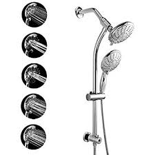 home and furniture unique shower head with handheld combo at find the best savings on