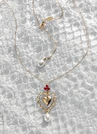 rings necklaces earrings and bracelets with heart and lock pendants d g jewellery jewellery dolce gabbana