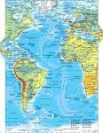 Атлантический океан с какими другими океанами он связан
