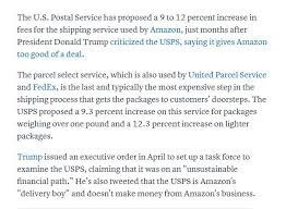 Usps Prices Going Up General Selling Questions Amazon