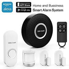 OXA <b>Smart Wifi</b> Home and Business Security <b>Wireless</b> Sensor <b>Alarm</b> ...