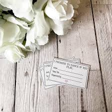 Wedding Song Playlist 10x Song Request Cards Wedding Song Playlist
