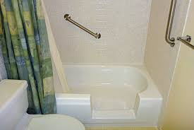 a walk through bathtub conversion only after having an accident said eric thompson ceo of island bath works our goal is to help people take the