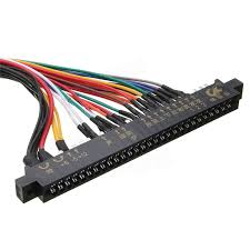 wiring harness multicade arcade video game pcb cable for jamma jamma harness to usb at Jamma Wiring Harness